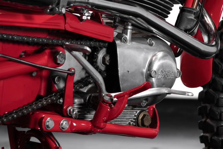 1966 Moto Morini Regolarità Griglione 125 8