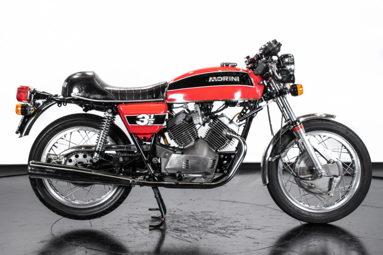 1975 Moto Morini Sport 350 1