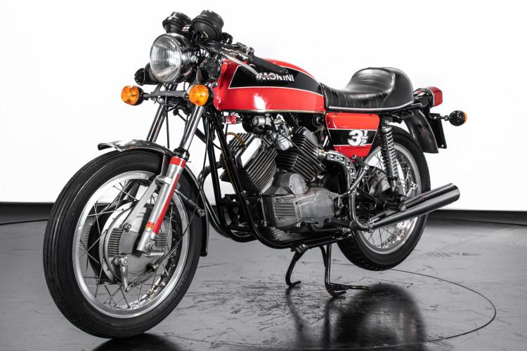 1975 Moto Morini Sport 350 4