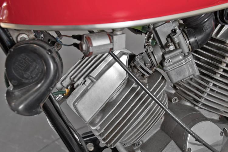 1974 Moto Morini 350 Sport 22