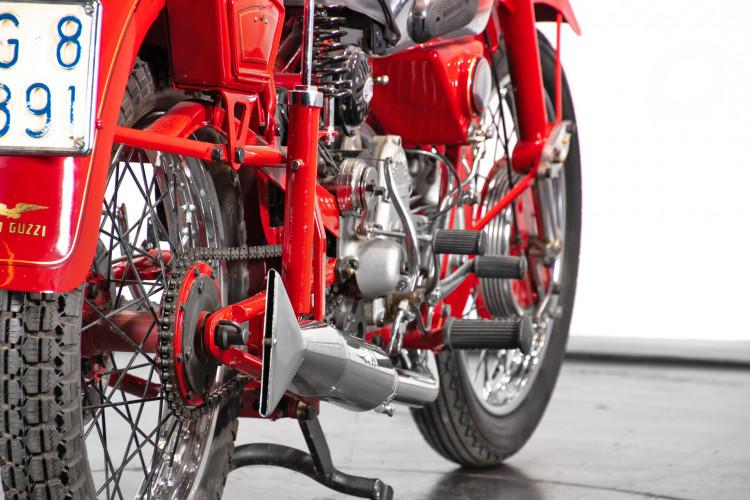 1948 Moto Guzzi Astore 10