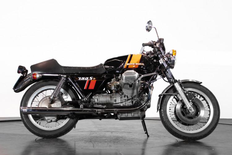 1975 Moto Guzzi VK V7 Sport 4