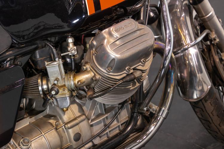 1975 Moto Guzzi VK V7 Sport 11