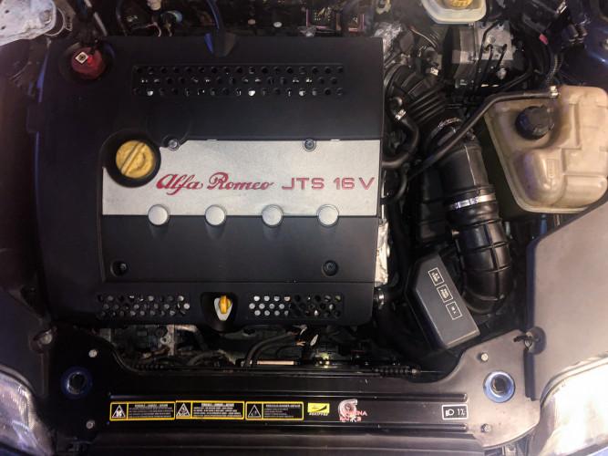 2004 Alfa Romeo Spider 2.0 JTS 16V 19