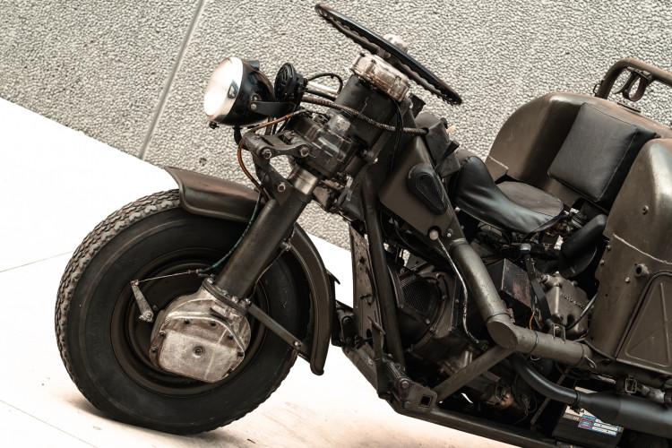 1960 Moto Guzzi Mulo Meccanico 5