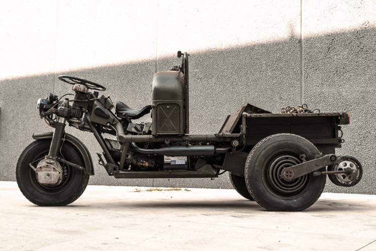 1960 Moto Guzzi Mulo Meccanico 1