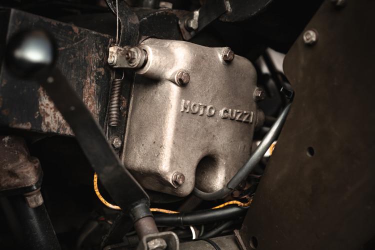 1960 Moto Guzzi Mulo Meccanico 11