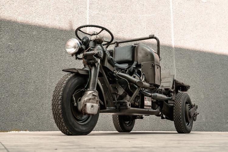 1960 Moto Guzzi Mulo Meccanico 6
