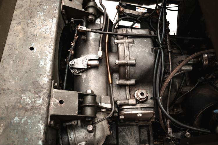 1960 Moto Guzzi Mulo Meccanico 37