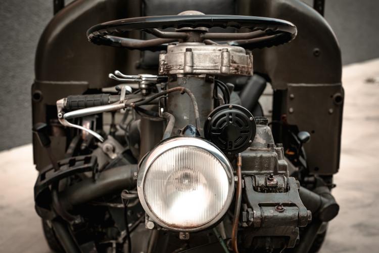1960 Moto Guzzi Mulo Meccanico 4