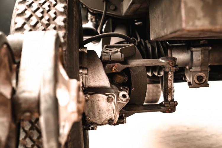 1960 Moto Guzzi Mulo Meccanico 43