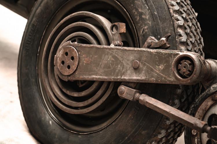 1960 Moto Guzzi Mulo Meccanico 48