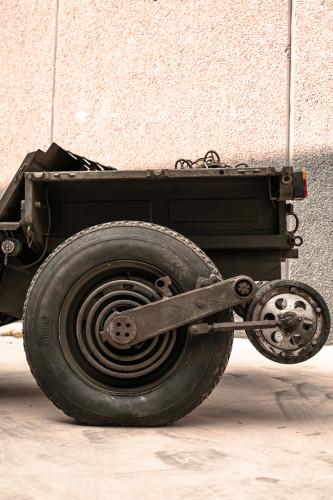 1960 Moto Guzzi Mulo Meccanico 50
