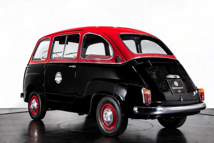 1963 Fiat 600 Multipla-E 6