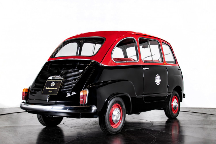 1963 Fiat 600 Multipla-E 4