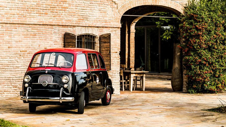 1963 Fiat 600 Multipla-E 30