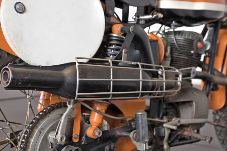 1969 MV Agusta 125 GTL 12