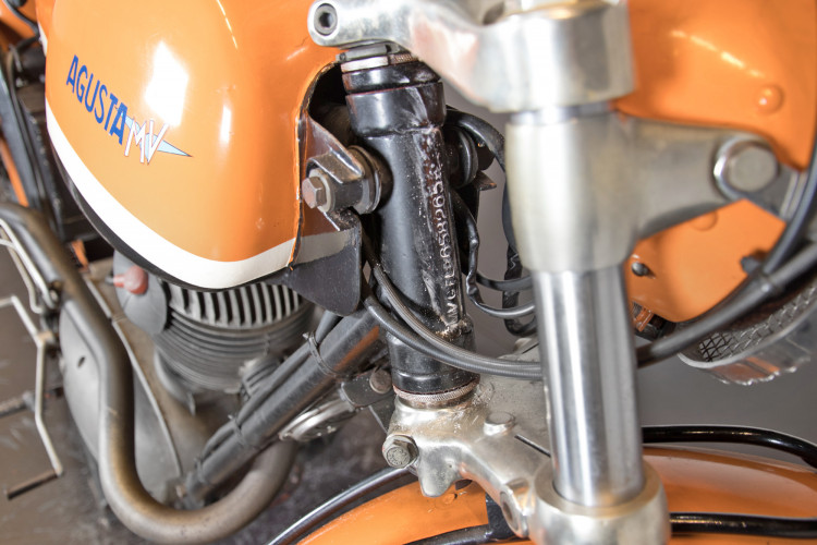 1969 MV Agusta 125 GTL 14