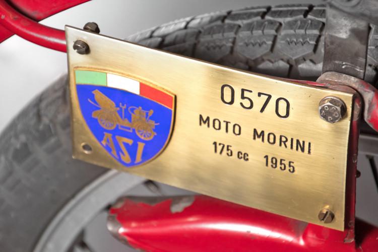 1956 Moto Morini 175 Settebello 4T 6