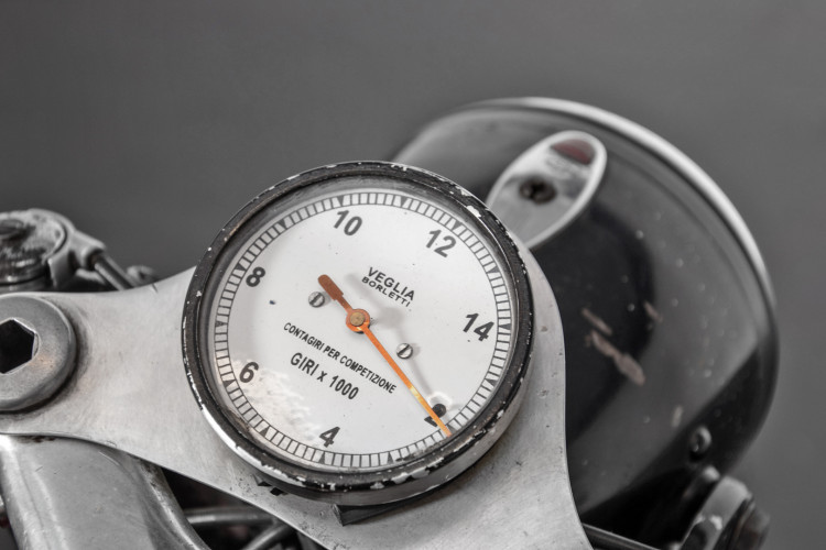 1956 Moto Morini 175 Settebello 4T 8