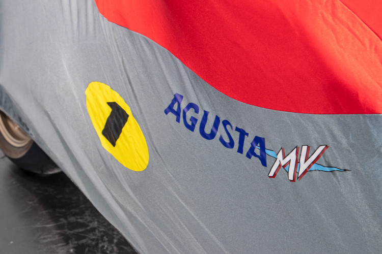 """2004 MV Agusta F4 AGO """"Limited Edition"""" N° 132 / 300 34"""