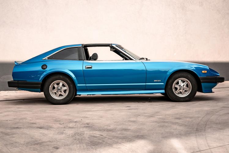 1982 Nissan Datsun 280 ZX 6