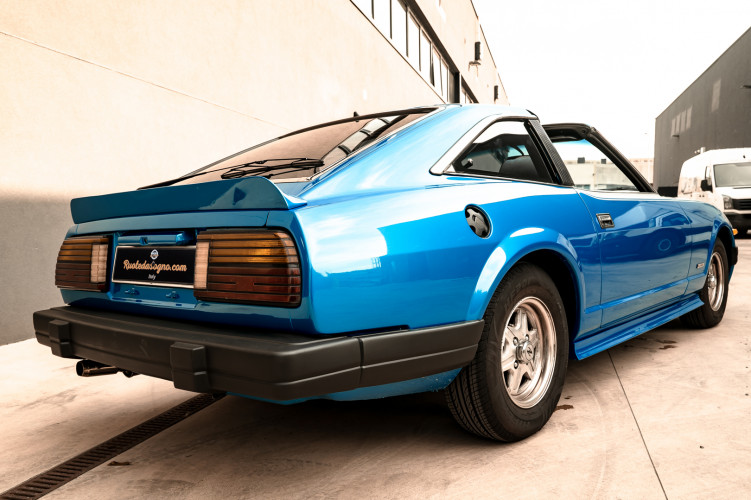 1982 Nissan Datsun 280 ZX 8