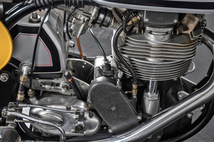 1957 Norton Manx 500 16