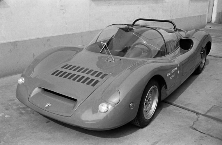 1968 Abarth 1000 SP sport prototipo 47