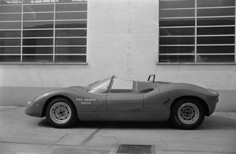 1968 Abarth 1000 SP sport prototipo 46