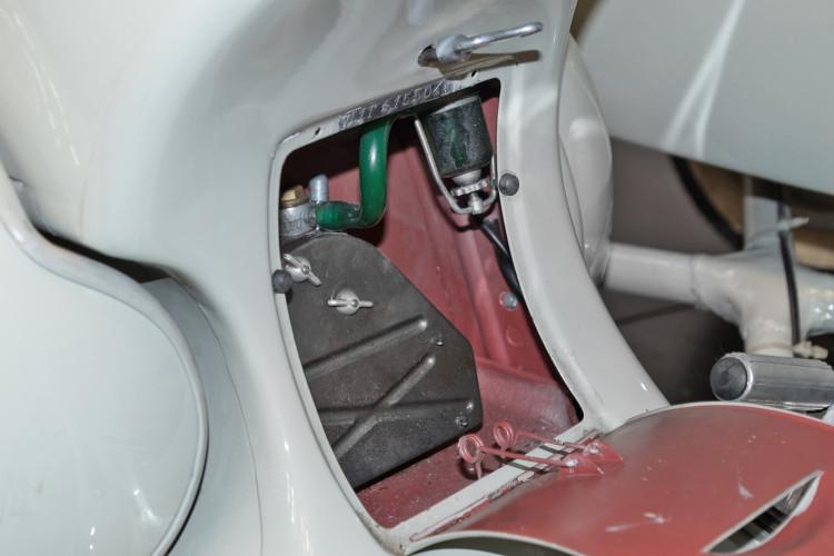 1955 Piaggio Vespa Struzzo Sidecar 16