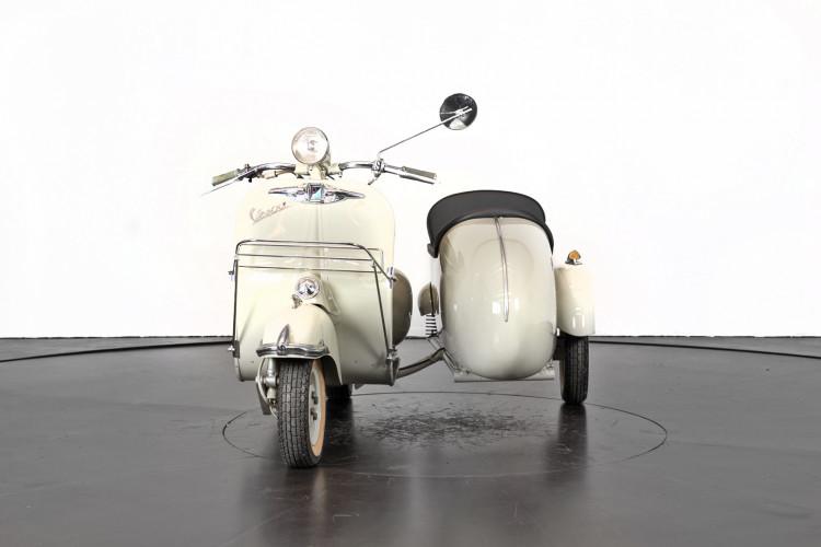 1955 Piaggio Vespa Struzzo Sidecar 1