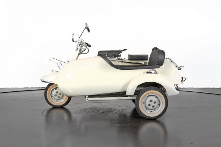 1955 Piaggio Vespa Struzzo Sidecar 0