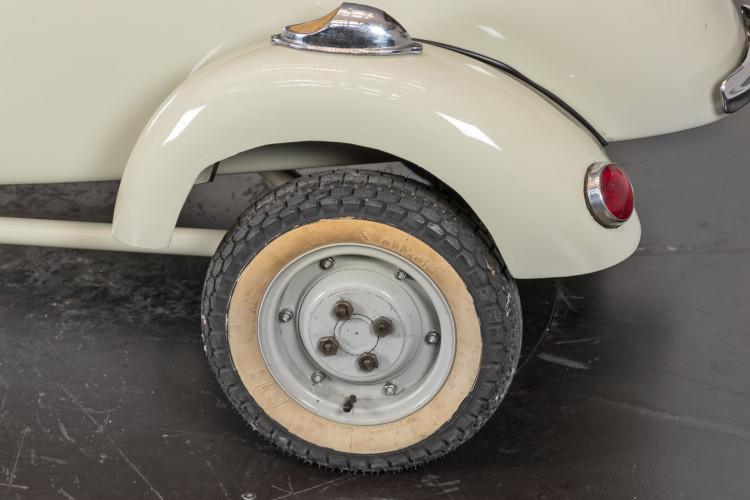 1955 Piaggio Vespa Struzzo Sidecar 4