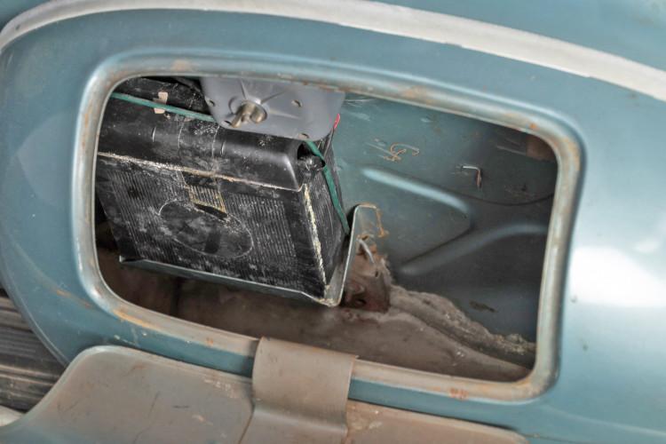 1961 Piaggio Vespa 150 vbb 11