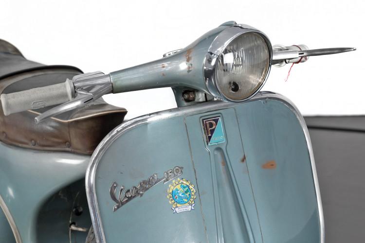 1961 Piaggio Vespa 150 vbb 13