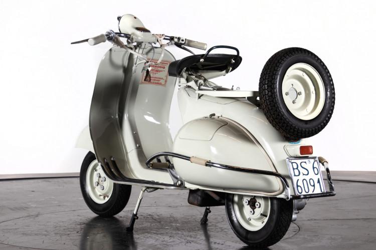 1956 Piaggio Vespa Struzzo 150 7
