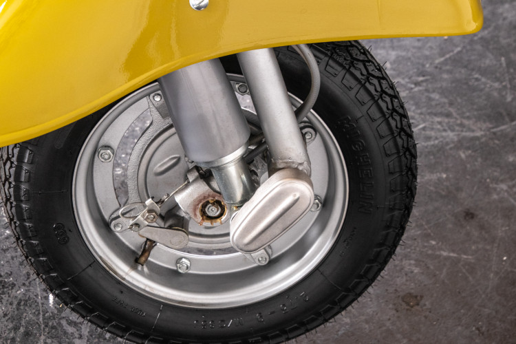 1972 Piaggio Vespa 50 Elestart 19