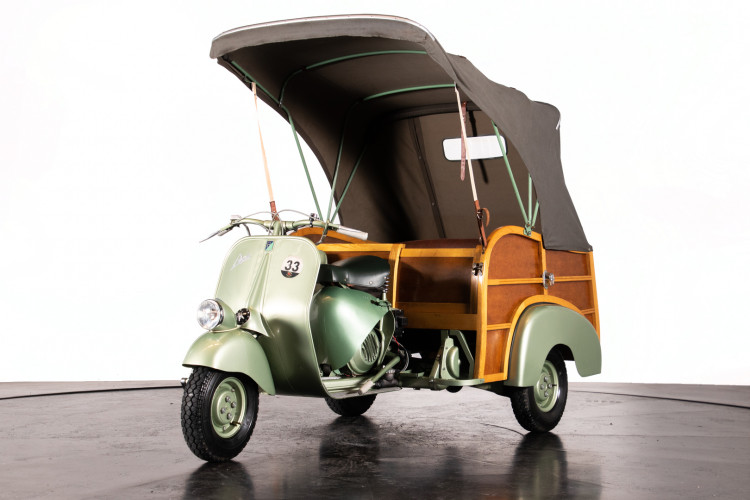 1954 PIAGGIO APE 150 CALESSINO AB2T 5