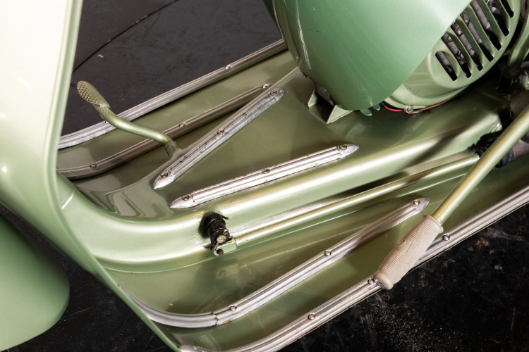 1954 PIAGGIO APE 150 CALESSINO AB2T 17