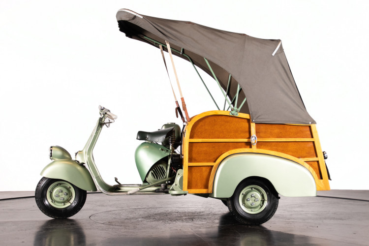 1954 PIAGGIO APE 150 CALESSINO AB2T 0