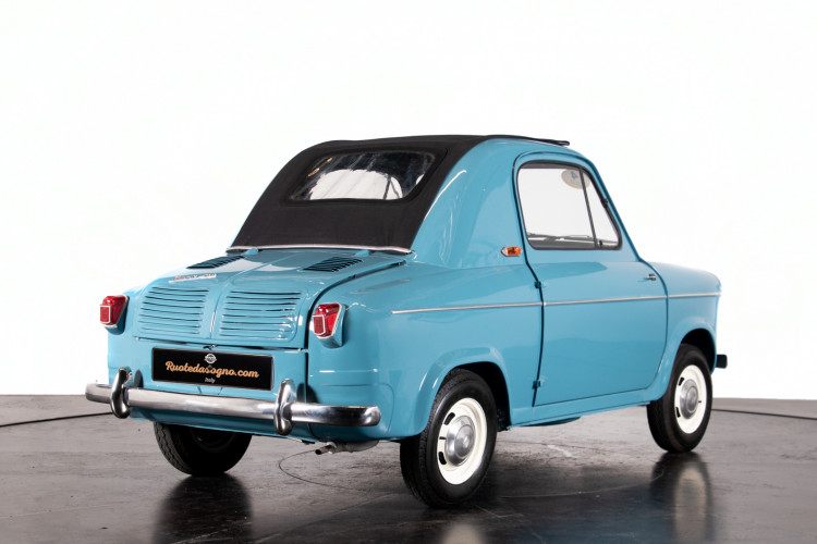 1958 PIAGGIO ACMA 400 4
