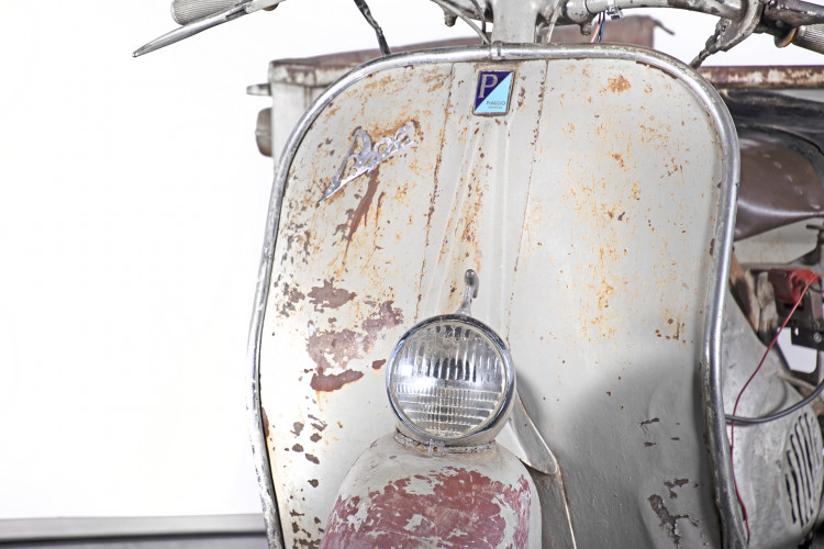 1954 PIAGGIO APE FARO BASSO 11