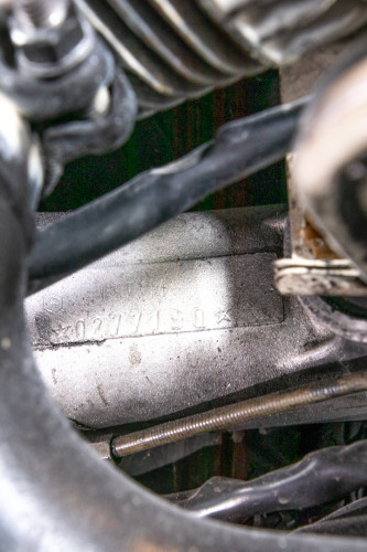 1986 piaggio vespa PX 200 ELESTART 10
