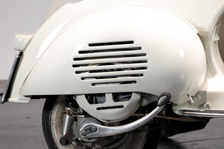 1956 PIAGGIO VESPA 150 SIDECAR VL3 8