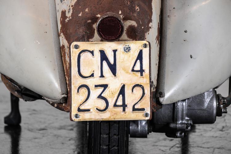 1950 Piaggio Vespa 125 8