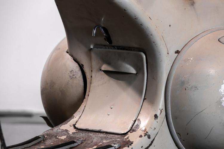 1950 Piaggio Vespa 125 7