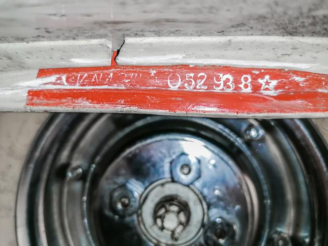 1958 Piaggio Vespa 125 VNA1T 20