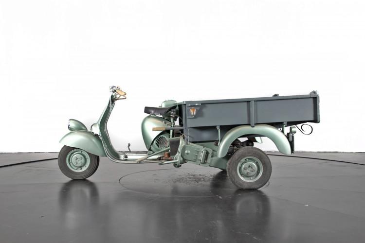 1954 Piaggio APE Cassone 150 0