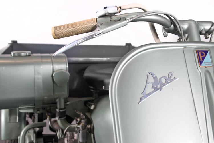 1954 Piaggio APE Cassone 150 12